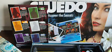 parker bros cluedo clue board game by complete