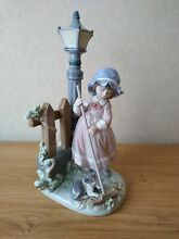 lladro 05286 fall clean up