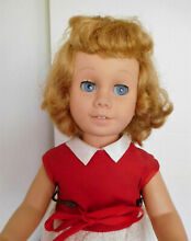 chatty cathy 1960 mattel 1st issue soft face