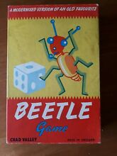 chad valley beetle game one antenna missing