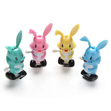 wind up rabbit colorful funny somersault