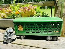 structo 1950 60 s cattle farms truck
