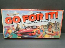 go for it parker 1986 parker brothers go for it
