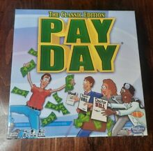pay day game hasbro pay day classic edition