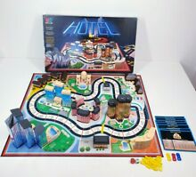 board game 1980s hotel mb