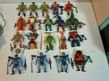 mattel masters universe variant collection