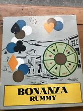 go for it parker 1955 parker brothers bonanza rummy
