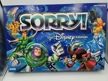 sorry game sorry disney edition board game