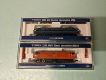 tomix 2109 2203 two pack used japanese n