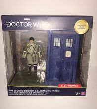 dr who second doctor tardis set abominable