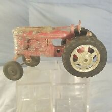 hubley kiddie toy farm tractor 1 16 scale