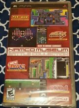 namco museum battle collection factory