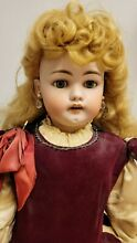 doll wig bisque doll germany