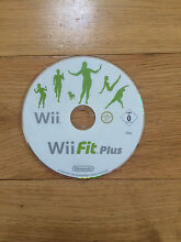 wii fit plus for nintendo wii disc only