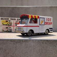made in japan 60s ice cream truck