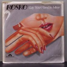 rosko o lay your hand in mine 7 single