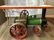toy steam tractor non smooth top