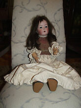 bisque doll porcelain head germany