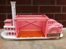 remco 1960 s showboat theater playset
