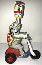 us zone germany circus elephant wind up does not