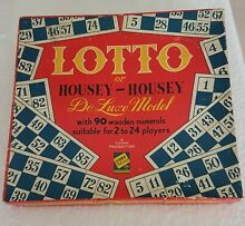 codeg a productions lotto or housey