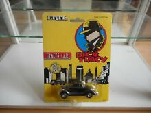 dick tracy ertl tracy s car in black on