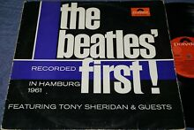 beatles the first lp germany 1964 polydor