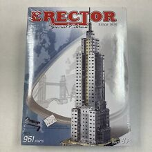 erector set special edition empire state