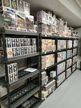 funko pop collection huge variety 300 funkos