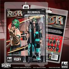 tna action figures ring honor delirious wrestling