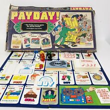 pay day game pay day board game palitoy 1976