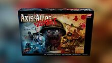 axis allies board game axis allies zombies