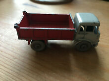bedford matchbox model tipper truck no 3