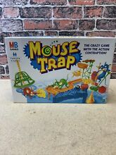 mouse trap game hasbro board game complete