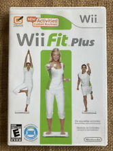 wii fit plus nintendo wii complete tested