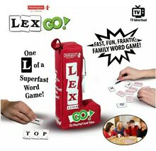 waddingtons lexicon go super fast word game 52
