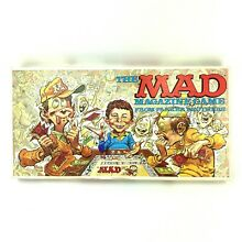 go for it parker parker brothers mad magazine board