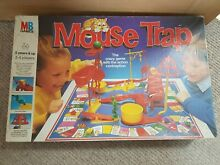 bowling game mouse trap board game spares