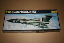 heller gloster javelin t 3 1 72 scale