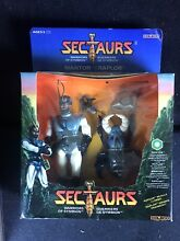 coleco rare 1984 sectaurs warriors symbion