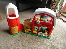 little people fisher price animal sounds farm