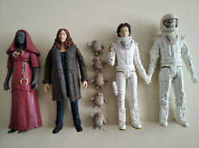 dr who doctor who 5 inch figure collection
