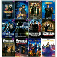 dr who doctor who complete series season 1