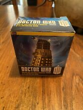 dr who doctor who dalek collectible