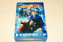 dr who doctor who complete seasons 1 2 3 4