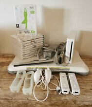 wii fit wii bundle including console