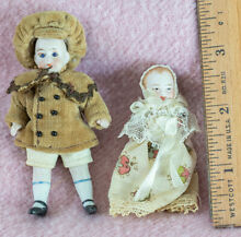 mignonette 2 all bisque wire jointed doll