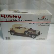 hubley classic metal kit by scale models