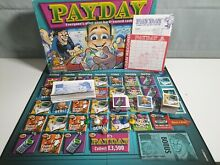 pay day game payday board game by waddingtons