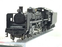 tomix kato n scale japanese steam